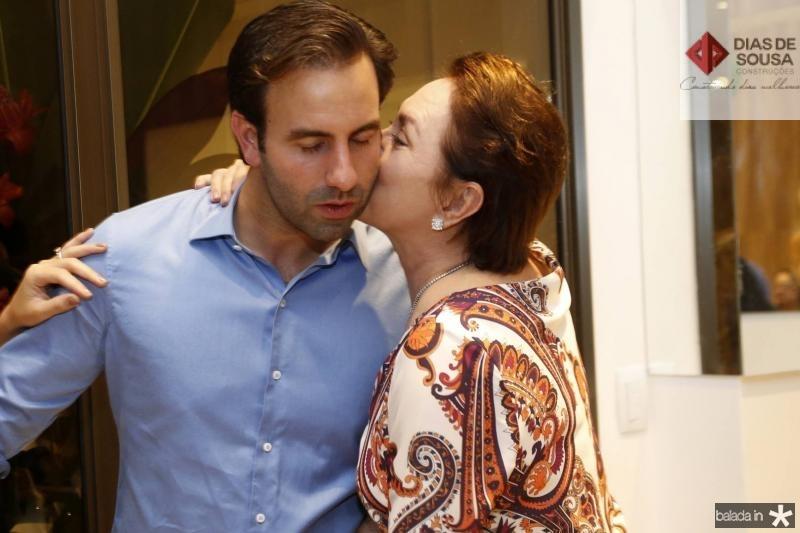 Vitor e Paula Frota