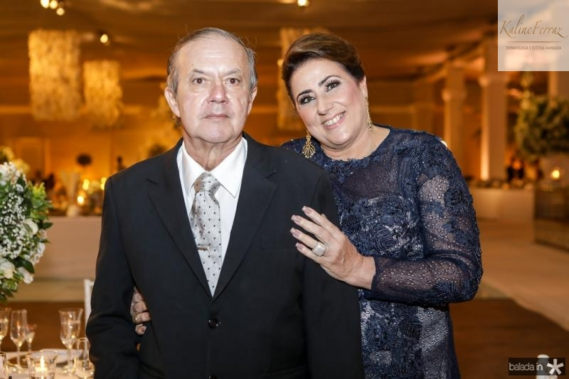 Alberto Oliveira e Ana Melo