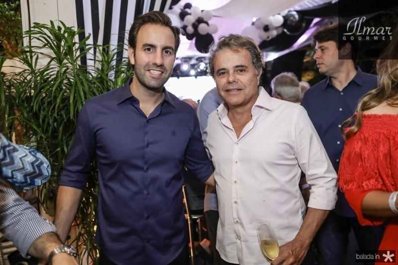 Vitor Frota e Ivan Bezerra