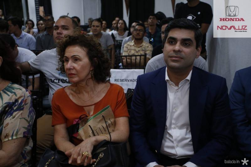 Luiza Serpa e Queiroz Filho