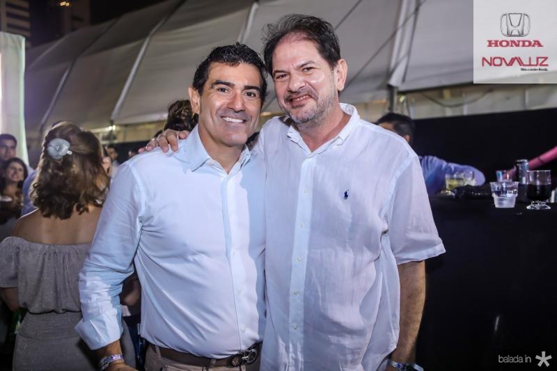Alexandre Pereira e Cid Gomes