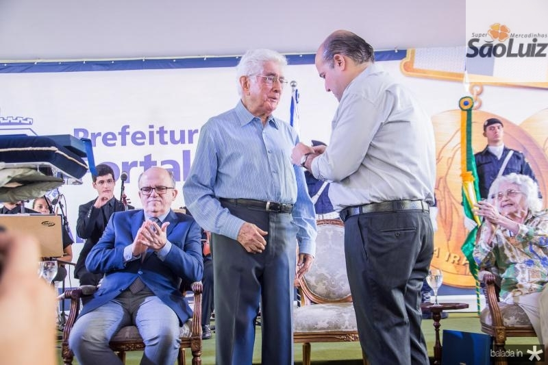 Jose Liberal de Castro e Roberto Claudio (