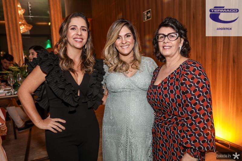 Ticiana e Mariana Mota, Neuma Figueiredo