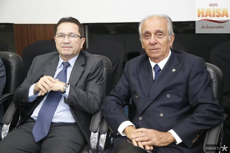 Alcir Porto e Joao Guimaraes