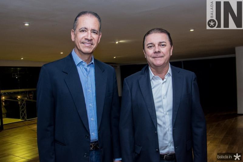 Regis Medeiros e Eliseu Barros