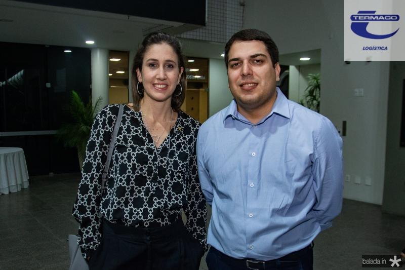 Alessandra Romano e Darlan Moreira