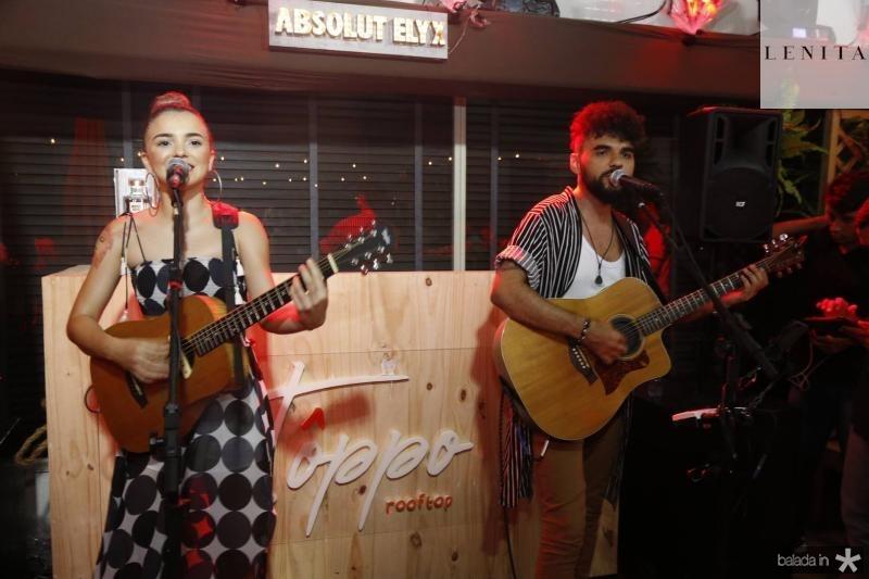 Camila Marieta e Claudio Gomes 2
