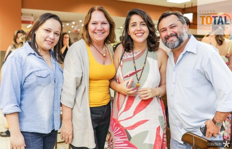 Andreia Lopes, Selene Penaforte, Lara Rovere e Joao Lima