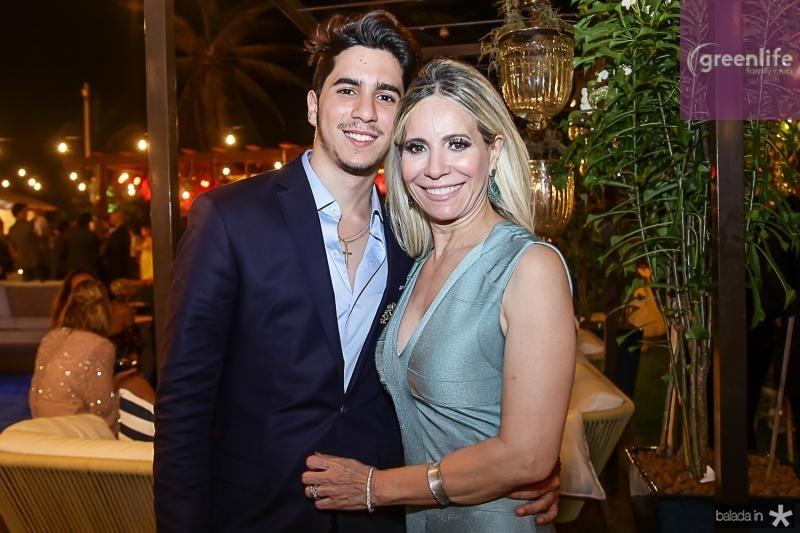 Joao Pedro e Vladia Brandao