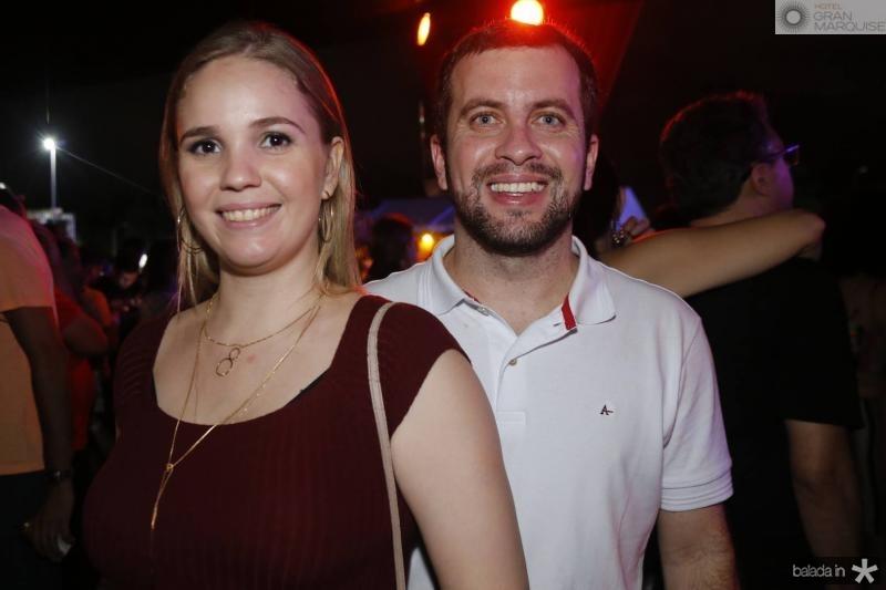 Debora e Carlos Vasconcelos
