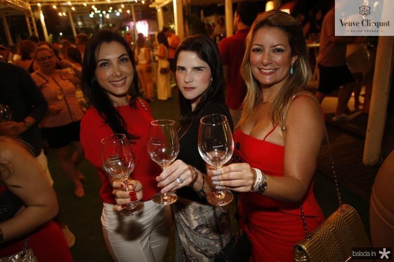Danielly Linheiro, Marilia Vasconcelos e Tatiana Luna 2
