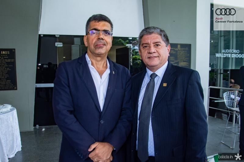 Lauro Chaves e Sampaio Filho