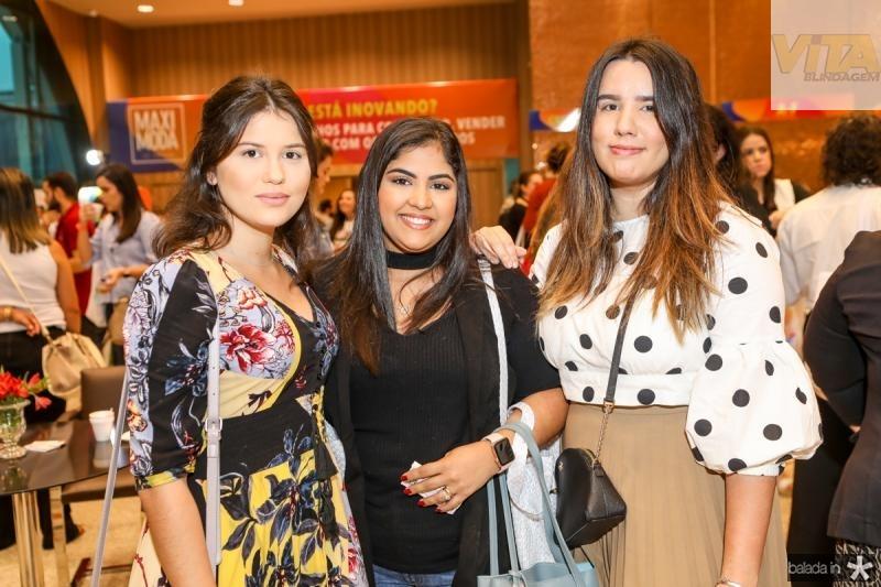 Lara Tavares, Gabriele Duarte e Clara Teofilo