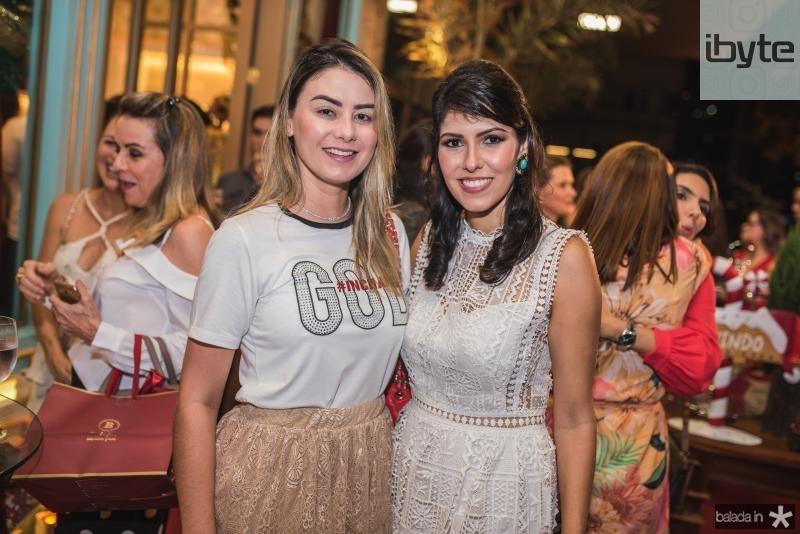 Mariana Pimenta e Flavia Laprovitera