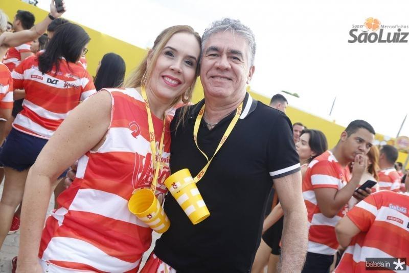 Luciana e Alfredo Pearce