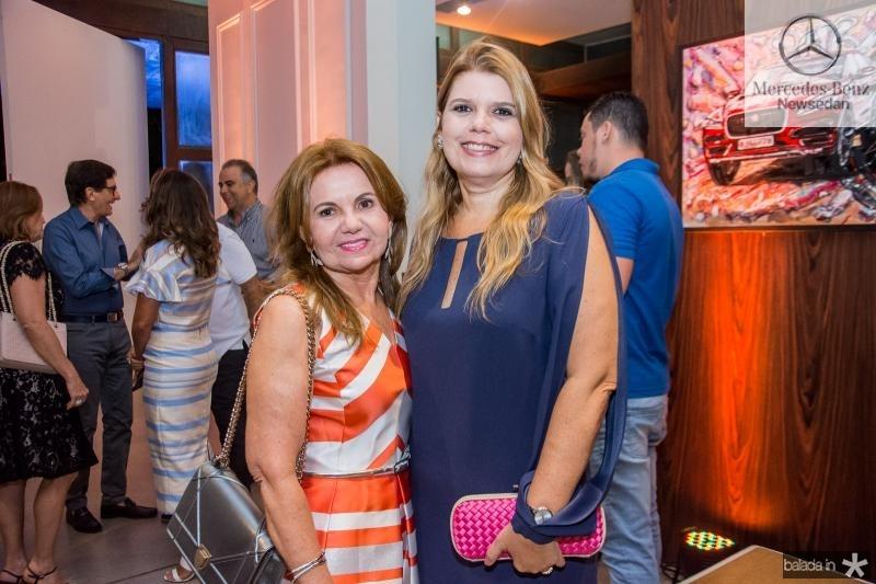 Sonia Praca e Danielle Pinheiro