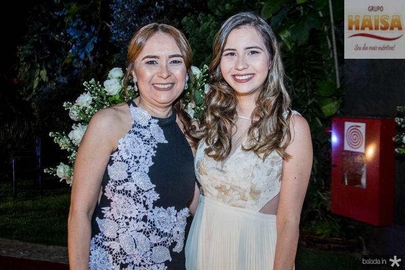 Fatima Lucia e Larissa Amauri