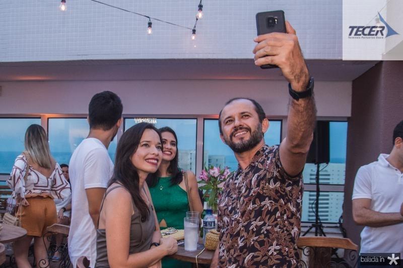 Najla Vieira e Elton Timbo