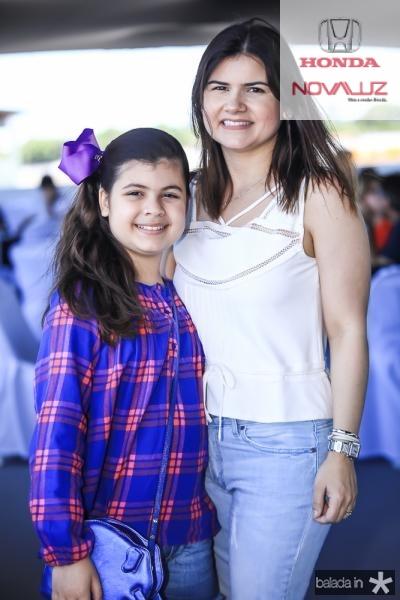 Sarah e Ticiana Brigido