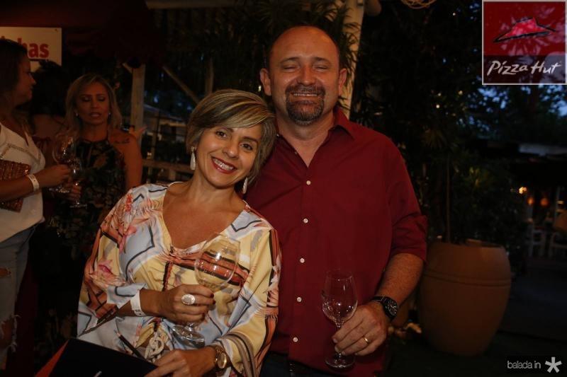 Keylla Souza e Luciano Cabral