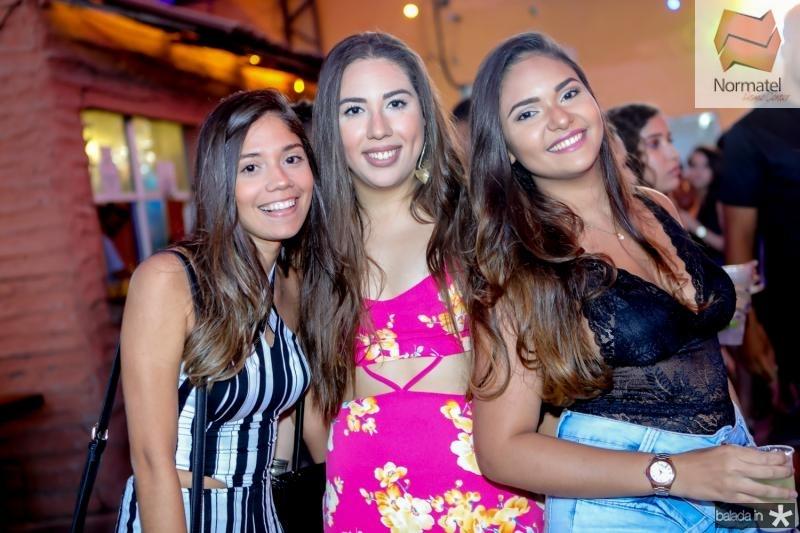 Dara Luiza, Eurides Oliveira e Livia Oliveira