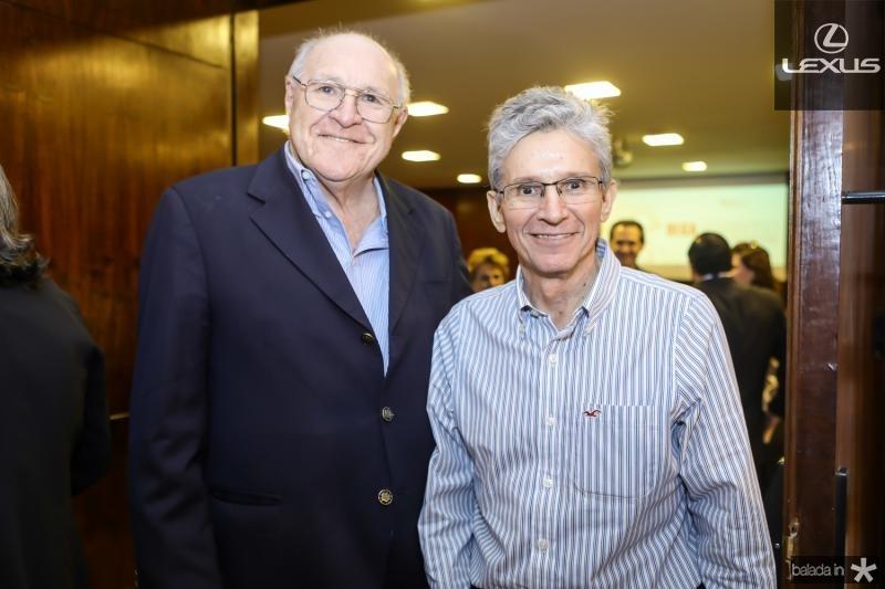 Luis Mrques e Padua Lopes