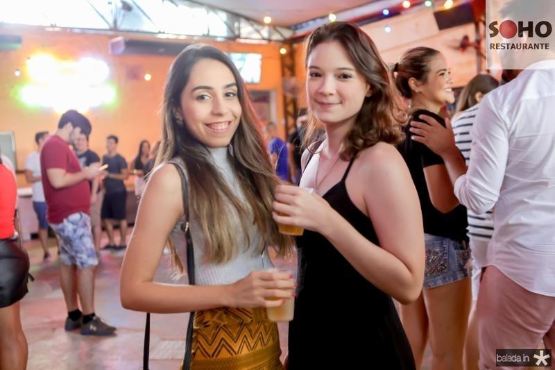 Fabiana Barreira e Leticia Parente