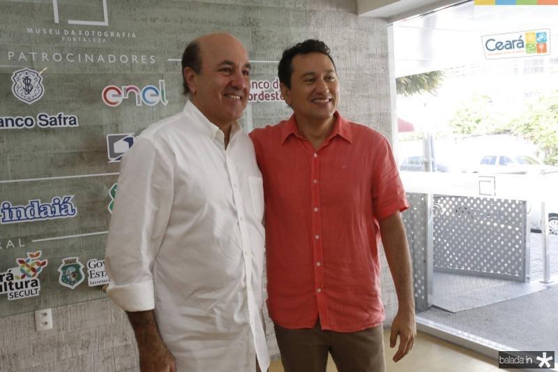 Silvio Frota e Mardonio Barros