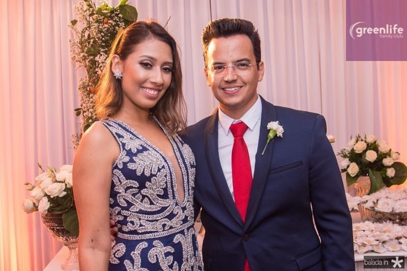 Renata Vilela e Gustavo Tavares