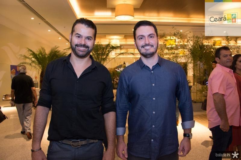 Jerson Munayer e Mailson Tavora