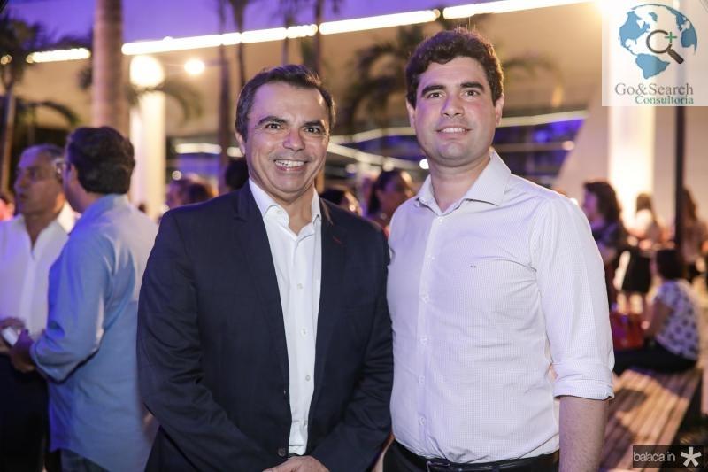 Juvencio Viana e Bruno Barreira