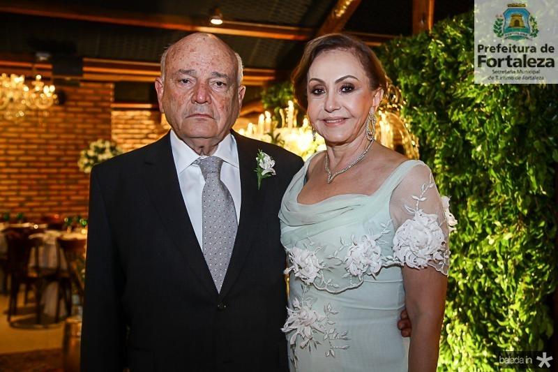 Jaime e Noelia Pinheiro