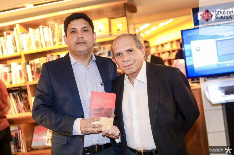 Bruno Queiroz e Jose Parente
