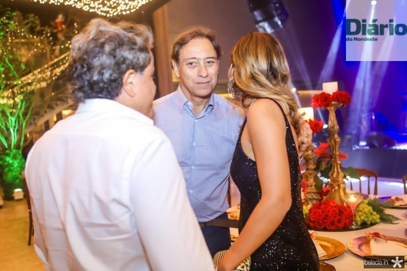 Ivan e Sergio Bezerra, Ana Carolina Fontenele