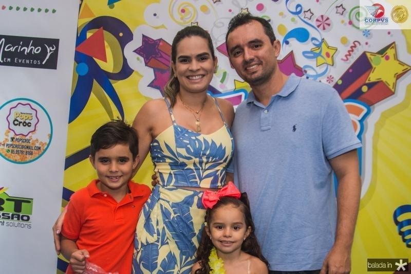 Azevedo neto, Daniele Martins, Maria Martins e Azevedo martins