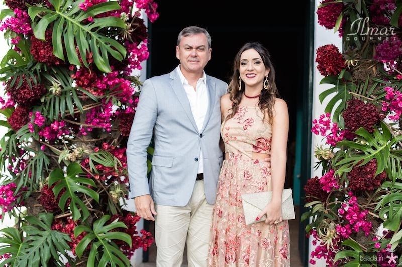 Pedro Leo e Isabela Bargetzi
