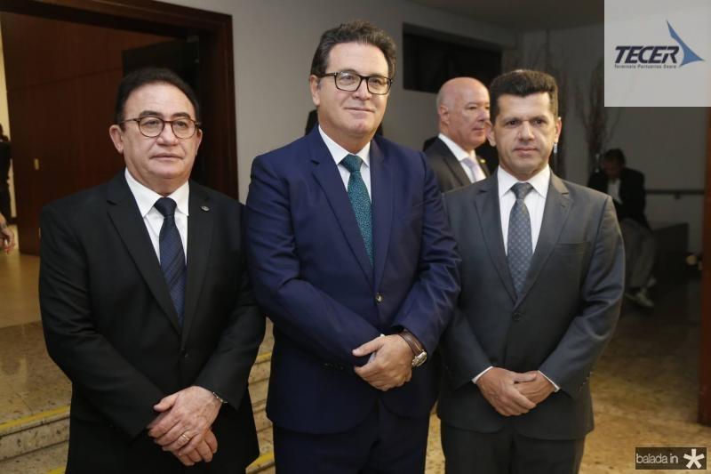 Manoel Linhares, Vinicius Lemmertz e Erick Vasconcelos 3