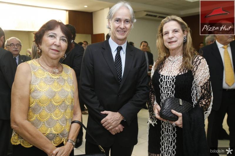Lena Brasil, Marcos Pompeu e Anya Ribeiro