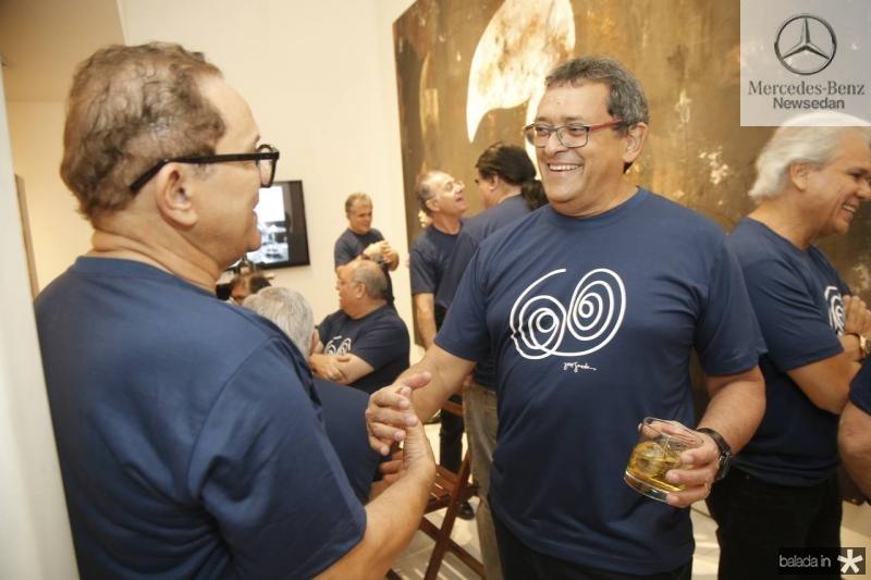 Rossini Esmeraldo e Jose Guedes