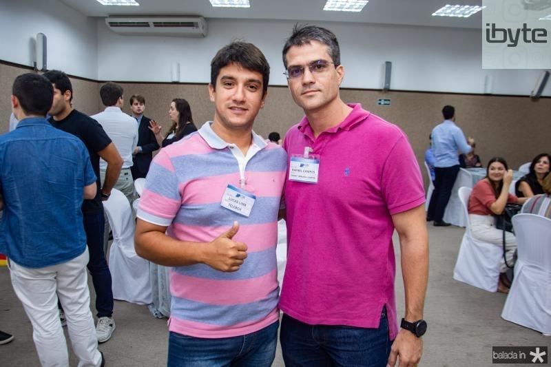 Lucas Lima e Rafael Campos