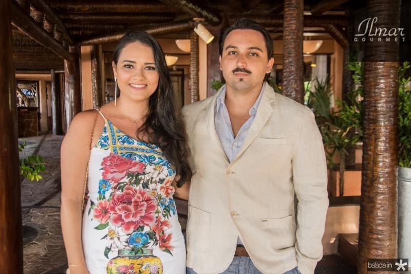 Rafaela Martins e Jose Elery
