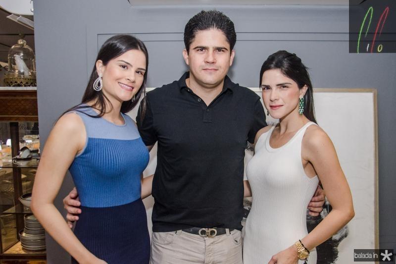 Camile, Anderson e Marilia Quintao