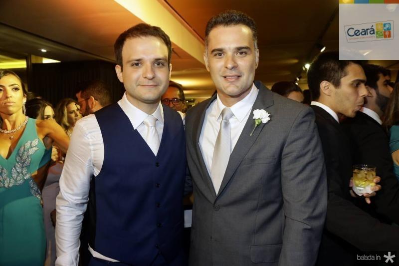 Rafael e Rodrigo Lobo