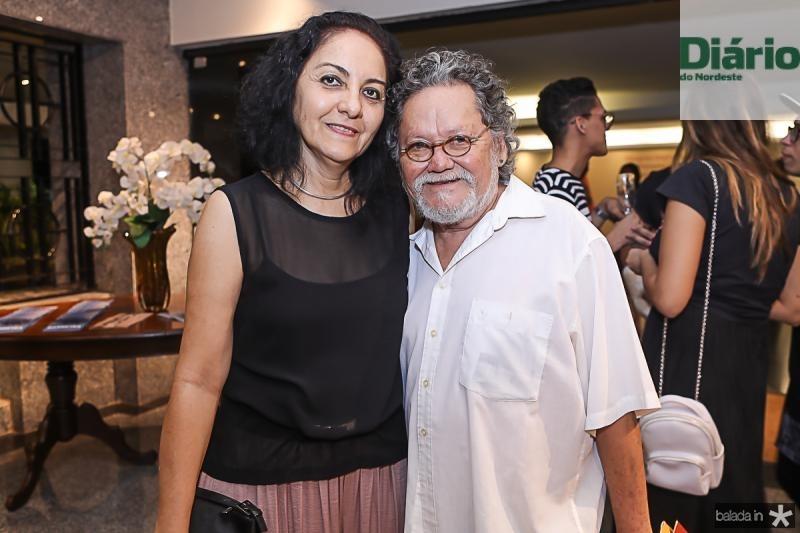 Patricia Veloso e Jose Tarcisio