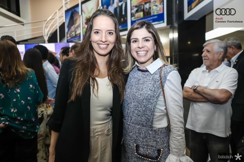 Geovana Bezerra e Carol Bezerra