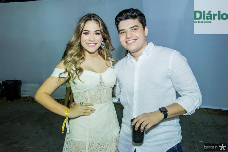 Angelita Philomeno e Carlos Henrique Juacaba