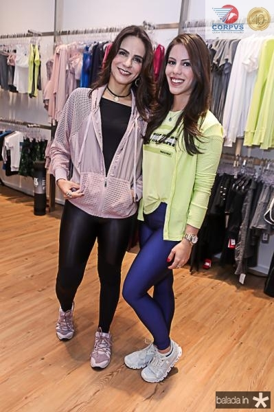 Sandra e Manuela Rolim