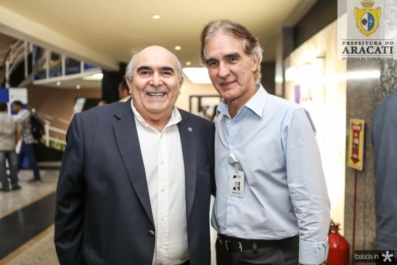 Wilton Daer e Antonio Carlos