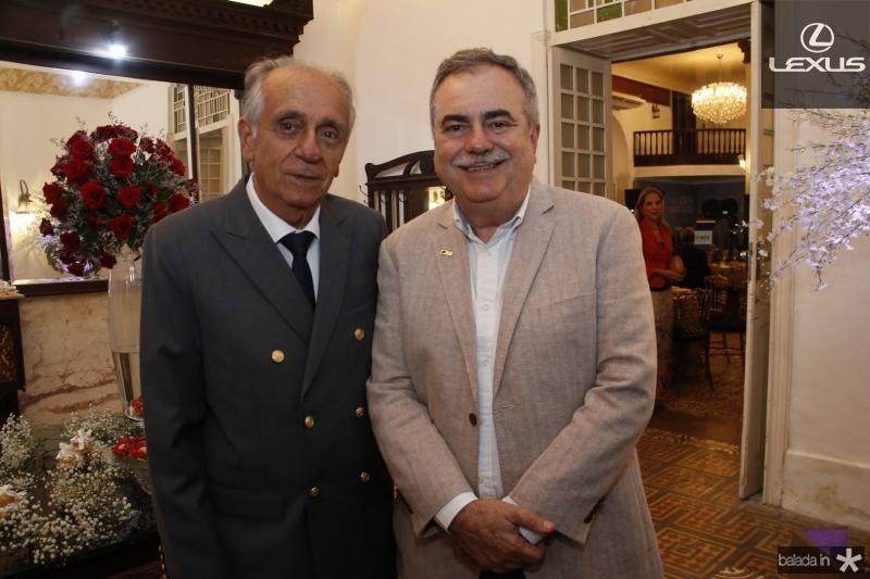 Joao Guimaraes e Assis Cavalcante