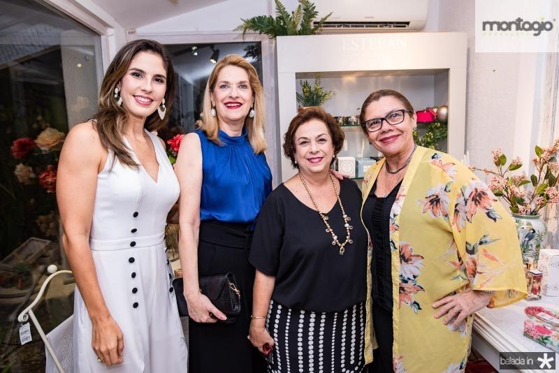 Marilia Fiuza, Ana Lucia Cabral, Julia Philomeno e Iolanda Castro